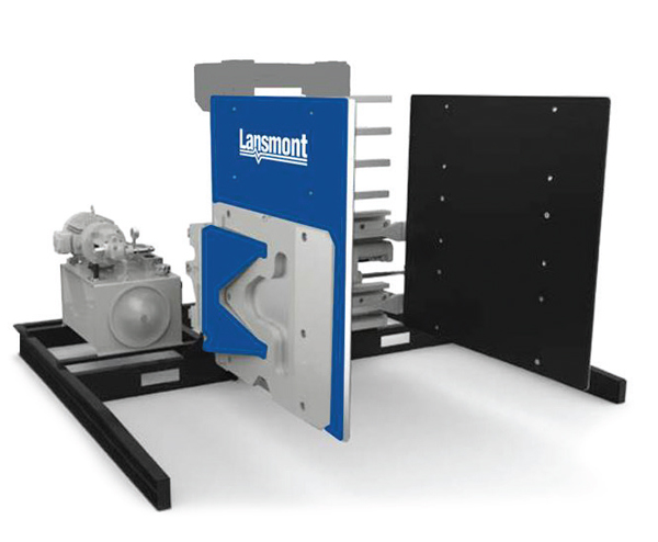 Clamping-Test-System