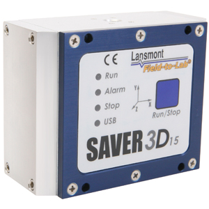 SAVER 3D15 Data Recorder