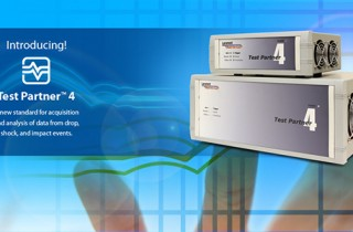 Introducing the Test Partner™ 4 data acquisition system.