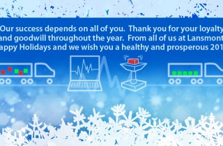 Happy holidays from Lansmont.